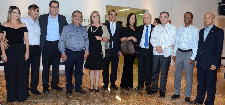 Palestra Augusto Cury lotou o auditório  do Centro Cultura Ariano Suassuna do Tribunal de Contas