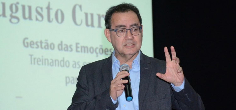 Gestão de Emoções é tema abordado por Augusto Cury em Evento promovido pela AEMP